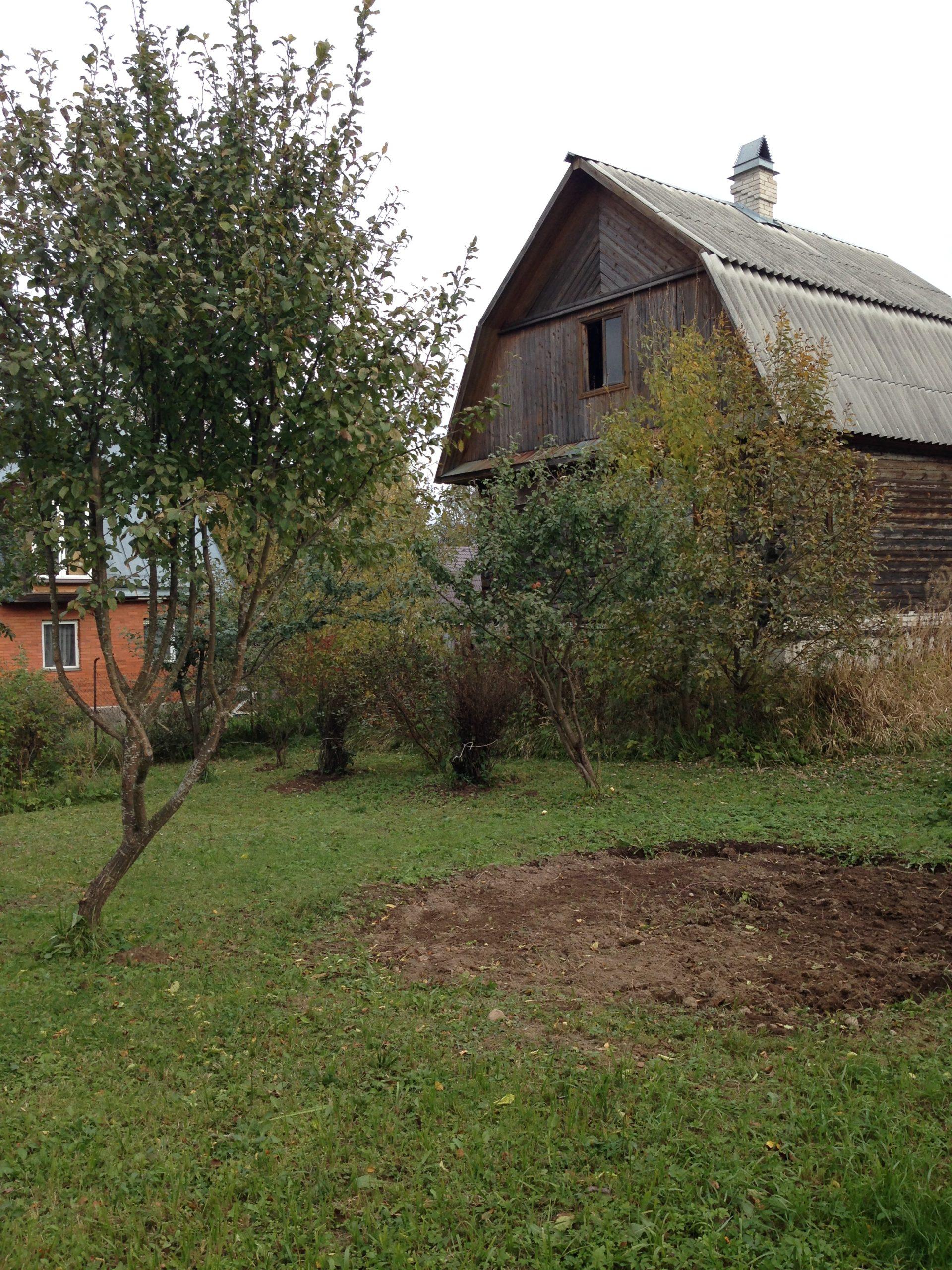 Дом в СНТ Заозерное