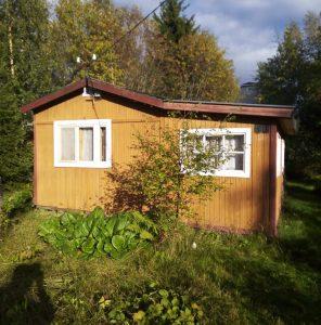 Участок в Приозерском районе Ленинградской области