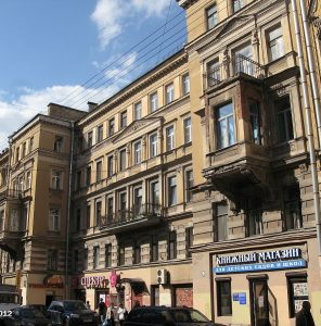 1 к.кв. на улице Ломоносова 20