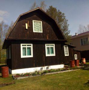 Дом в Верево