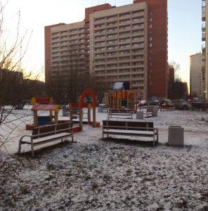 2 к.кв. на Ленинском проспекте 93 к.2