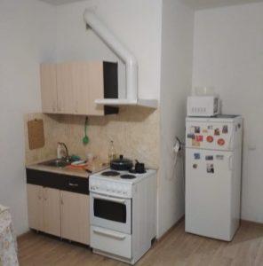 Квартира-студия в ЖК «GreenЛандия»